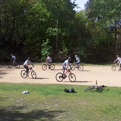 Mountainbike Clinics Vrijgezellenfeest