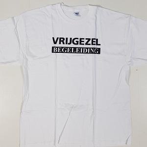 T-shirts voor de begeleiding van de vrijgezel. Heb je binnenkort een bedrijfsuitje? Dan is het natuurlijk wel zo leuk om te laten zien wie bij het bedrijfsuitje team is. Trek daarom dit shirt aan.