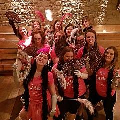 Workshop Lapdance en Striptease bedrijfsuitje